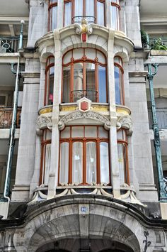 Art Nouveau in Montreux (by Darkroom Daze)