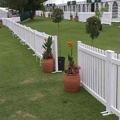 Portable Fence Fences Concrete And Free
