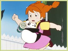 Mimiko & Panny from Panda! Go, Panda!