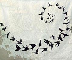 BIRD QUILT.............PC