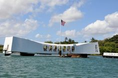 USS Arizona Memorial and Pearl Harbor Visitor Center Photos: USS Arizona Memorial, Pearl Harbor, Hawaii