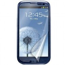 Protetor de Ecrã Muvit Anti-Dedadas Samsung Galaxy S3 - Set de 2