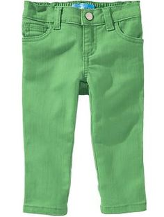 Colored Skinny Jeans for Baby- Old Navy
