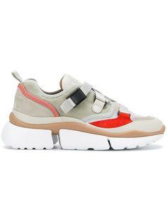Shop Chloé ridged platform futuristic sneakers Neue Schuhe, Neue Wege,  Futuristisch, Plattform, 11af0fe12f