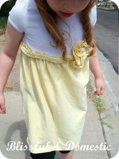 Summer Baby Dolls Dress