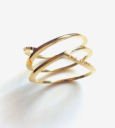 This wrap ring is one of those that demands attention, much like the mythical sea maidens it is named after.
