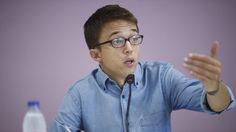 Errejón dice que los portavoces nacionales de Podemos no deben tomar partido en procesos autonómicos