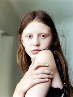 la-beaute–de-pandore: Mia Goth by Harley Weir for Vogue UK January 2015, 7