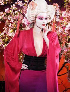 Kylie Minogue - X 2008 tour Screen visuals