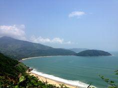 Hai Van Pass between Danang & Hue, Vietnam