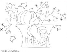 Free fall doodle by Bird in the Hand Primitives