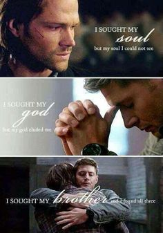 Winchester brothers. FEELS.