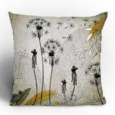 Found it at Wayfair - DENY Designs Iveta Abolina Little Dandelion Throw Pillow