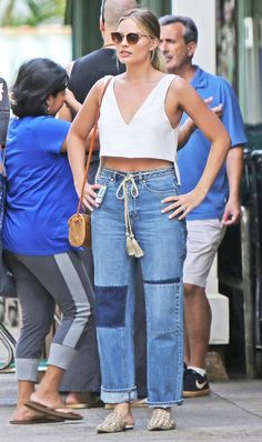 Those jeans!!