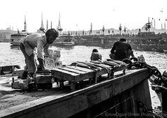Karakoy,Istanbul (1980′s)