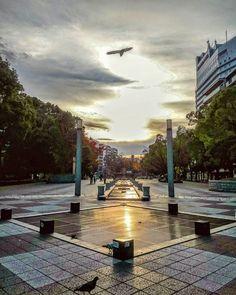 偶然いい感じに  #空 #夕焼け #夕陽 #夕日 #日本 #風景 #景色 #ダレカニミセタイソラ #写真好きな人と繋がりたい #そら #sun #sunshine #sunset #photo #instagram #japan #landscape #igers #igersjp #sky #skylovers #skyporn #skypainters #skyscraper  #sky_captures #ptk_sky #instasky #photooftheday #super_photosunsets #instagood