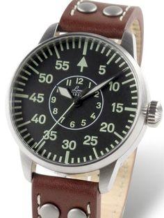 d772cbe793f1 Laco Aachen Type B Dial Automatic Pilot Watch