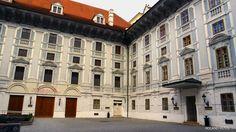 Court of the Esterhazy Palace, Eisenstadt, Austria Austria, Palace, Multi Story Building, Photography, Photograph, Fotografie, Palaces, Photoshoot, Castles