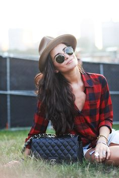 We all Love Plaid!