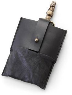 m+ iPhoneケース MINITASCA ブラック/ Leather iphone case on ShopStyle