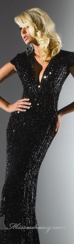 Tony Bowls Collections Formal dress #long #elegant #dress <3