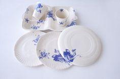 ceramic picnic set
