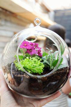 bubble florals