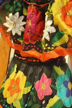 Chiapas Maya culture and fabrics