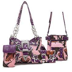 Pink Camouflage Leaves Purple Trim Western Buckle Purse S... https://www.amazon.com/dp/B075DKPF6D/ref=cm_sw_r_pi_dp_x_VMAhAb5ZTGZYB