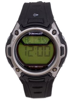 Price:$27.00 #watches Dunlop DUN-44-G01, This Dunlop timepiece is designed for the sporty Men. It's size, ruggedness and multiple functions make it a great value.