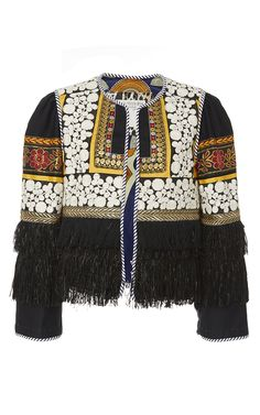 One Of A Kind Polina Jacket by ALIX OF BOHEMIA for Preorder on Moda Operandi