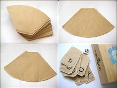 The best By MiekK: DIY - gift bags made from coffee filters The best By MiekK: DIY – gift bags made from coffee filters best Source by Diy Presents, Diy Gifts, Best Gifts, Diy Sac Cadeau, Diy Projects To Try, Craft Projects, Papier Diy, Diy And Crafts, Paper Crafts
