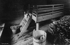 Suomen Saunaseura ry: savusauna Garden Furniture, Outdoor Furniture, Outdoor Decor, Finnish Sauna, Sauna Room, Western Red Cedar, Finland, Relax, Backyard