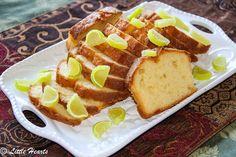 Easy Peasy Tangy Lemon Pound Cake