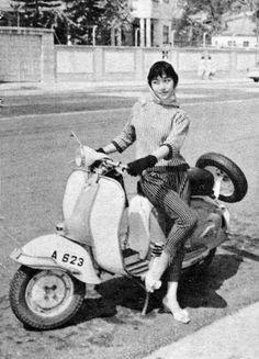 Japan, 1960s.