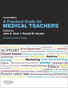 Just released, with 7 NEW chapters: The hidden curriculum; Team based learning; Patient safety; Assessment of attitudes and professionalism; Medical education leadership; Medical education research; and How to manage a medical college. #medicine