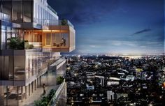 condo designs with big balconies | Floating Balcony Plans One of 5 total Photographs Beautiful Balcony ...