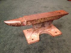 Show your Railroad Rail Anvils - The Garage Journal Board