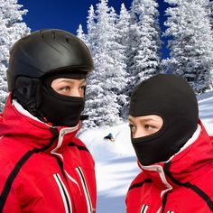 98213e2c7a6f Spending the Holidays on the slopes  What best to keep you warm than a  lightweight balaclava  And when the winter s over
