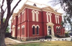 Brewster County Courthouse, Alpine