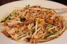 Authentic and Traditional Pad Thai Noodles Done Many Ways
