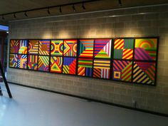 Group art projects, middle school art projects, art education projects, c. Group Art Projects, Art Education Projects, Collaborative Art Projects, Poster Cars, Deco Restaurant, Middle School Art Projects, Art Tumblr, Design Floral, Ecole Art