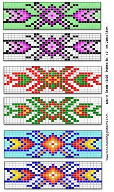 Native American Beading Patterns