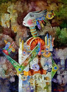 Orlando Arias Morales. Del hombre evolucionado y del color | Casamérica