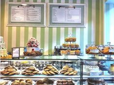 Bakery House in Rome...the best place to go for breakfast...and brunch..and lunch...and tea-time :D