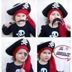 Ideas para una fiesta pirata!