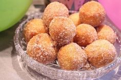 Beignets from blanc