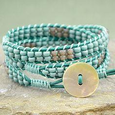 Free Miyuki Seed Bead Wrap Bracelet | His, Hers, & BFF – Beadshop.com