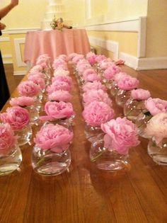 Looks like a LOT of pink here, but if there were one or two here and there, could be an easy way to incorporate pink?
