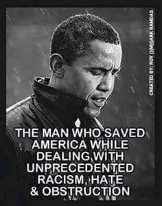 And still recognizes we've got soooo much more to get done. He just might stay at 1600 Pennsylvania Ave.!